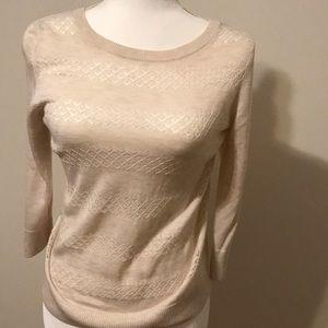 Delicate sweater
